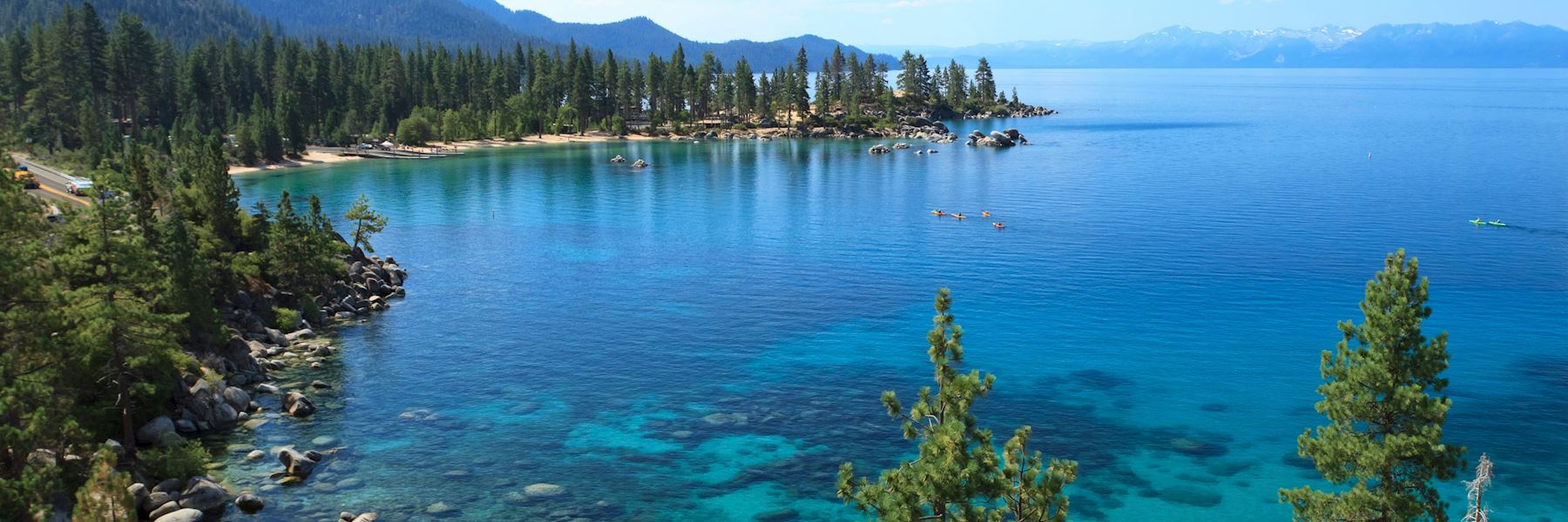 Visit Lake Tahoe, California