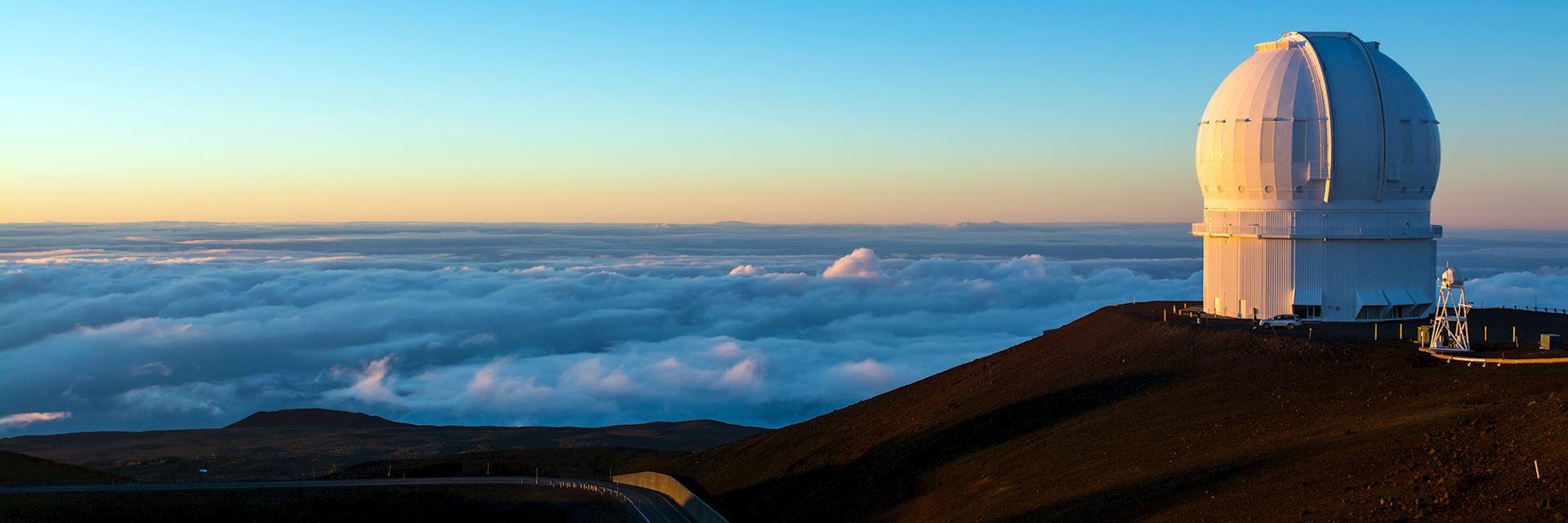 Mauna Kea Observatory, Hawaii
