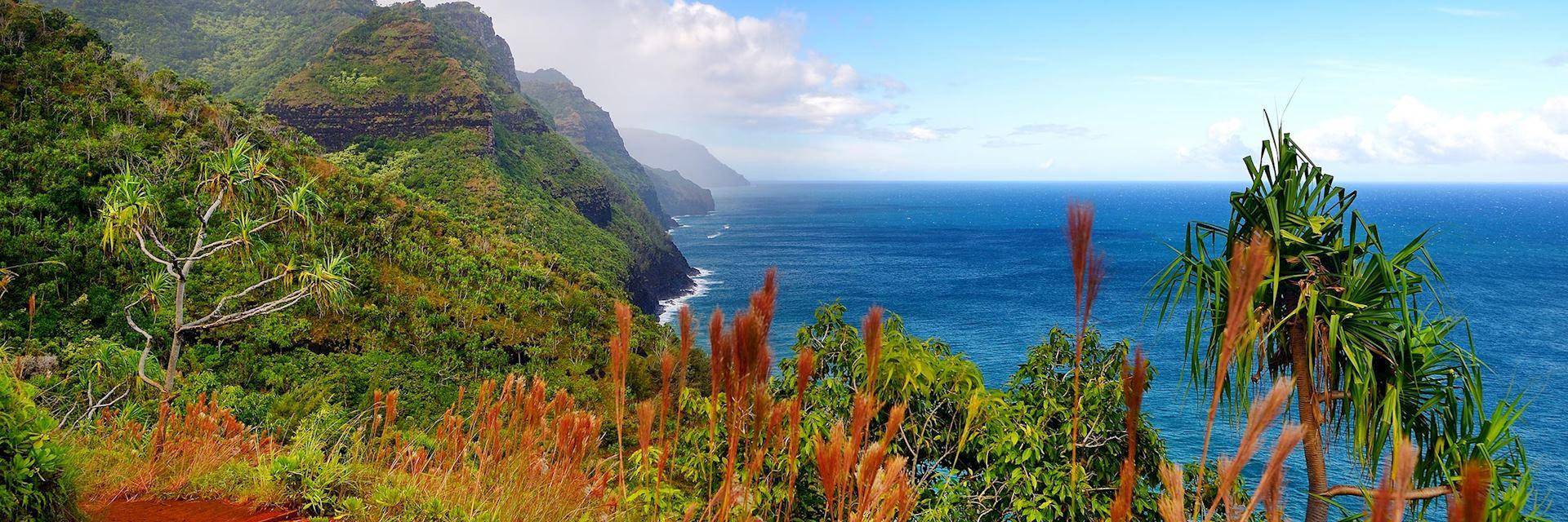 Na Pali Coastline, Kauai