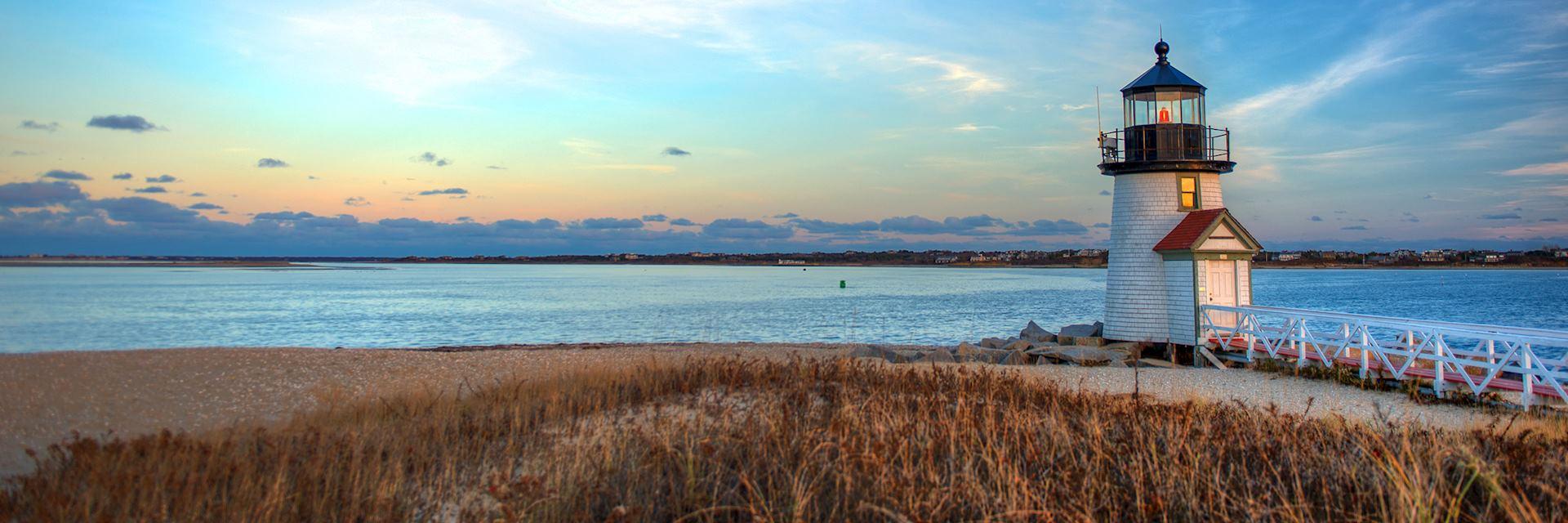 Brant Point Light, Nantucket, New England