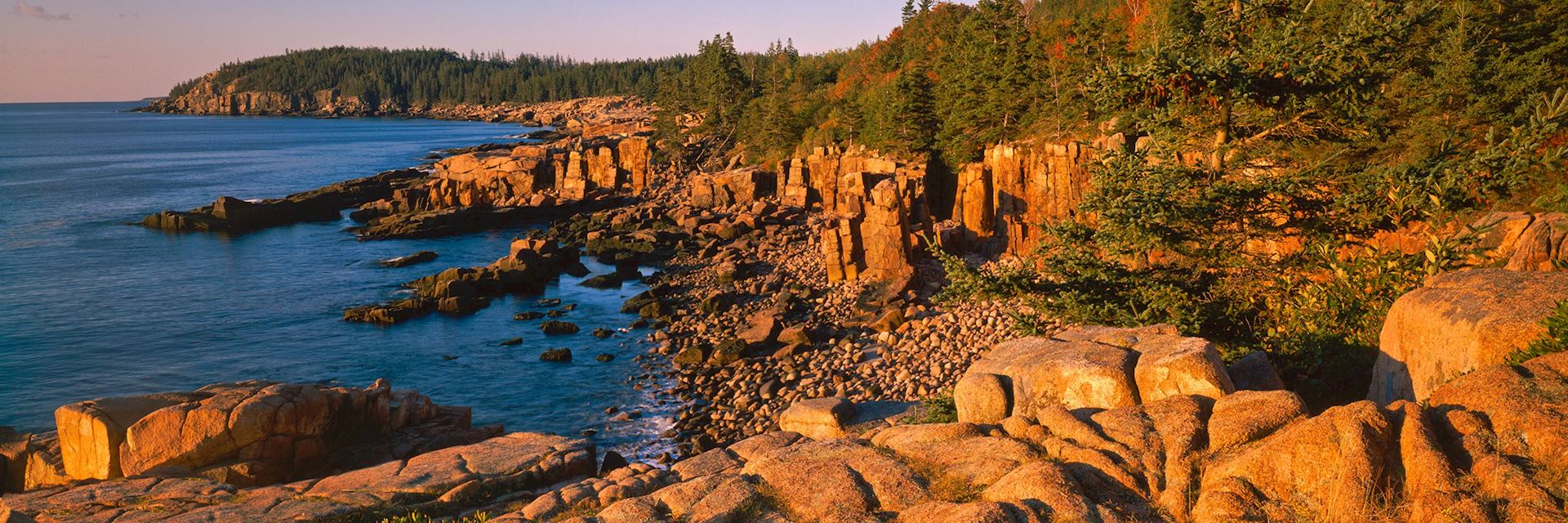 Bar Harbor, New England