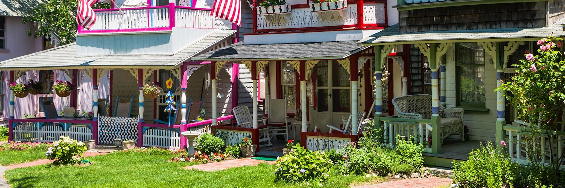 Visit Martha's Vineyard, New England