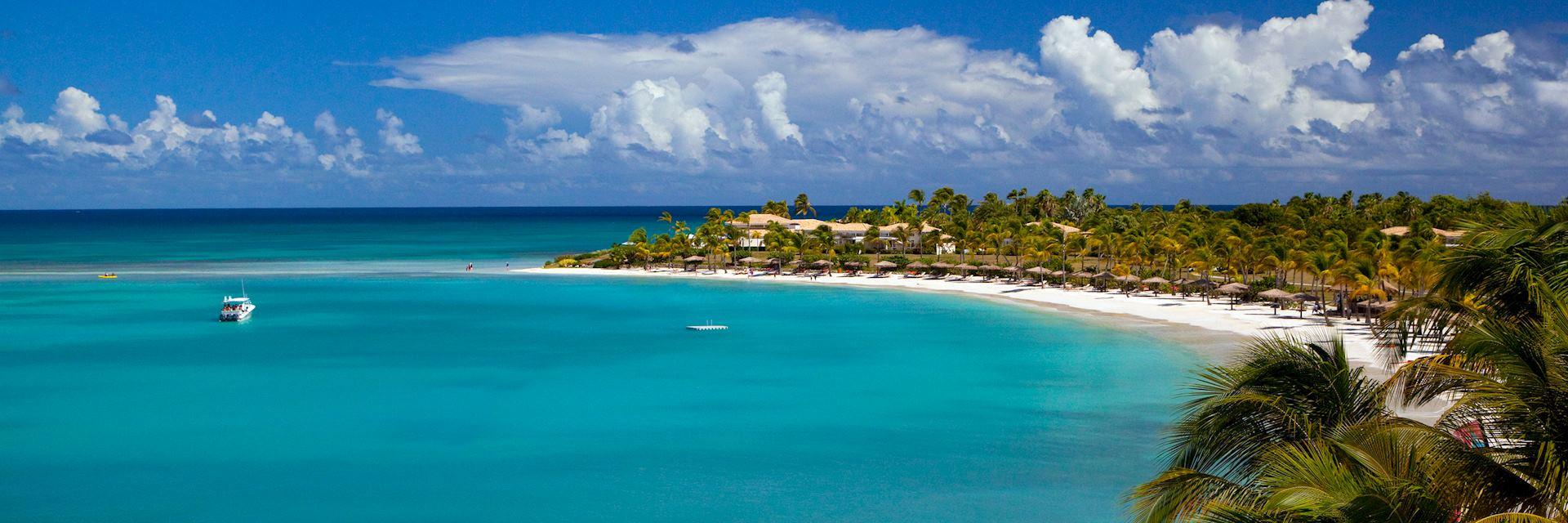 Jumby Bay Beach, Antigua