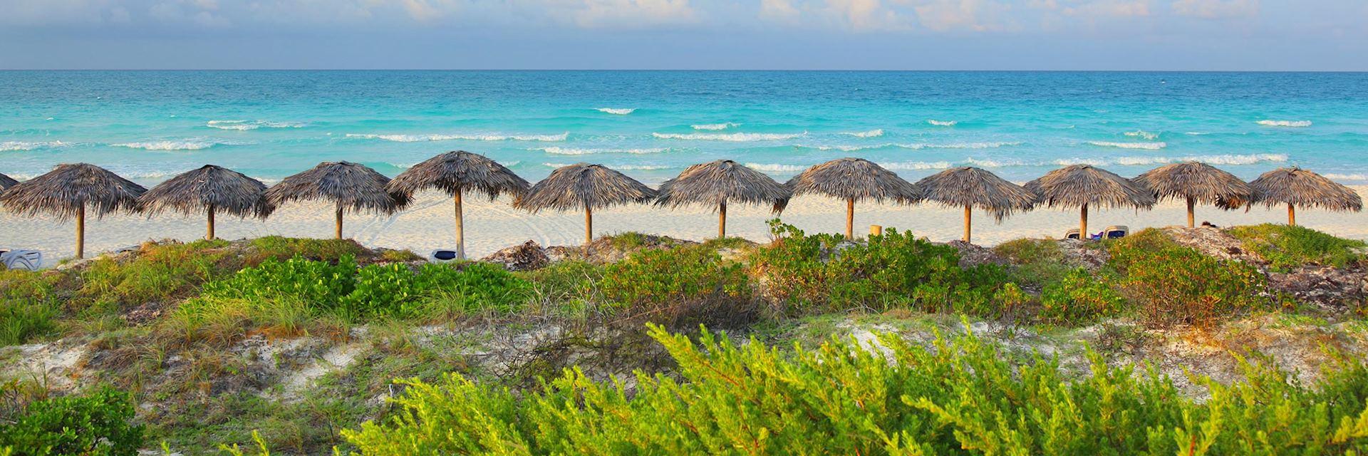 White sand beach, Antigua