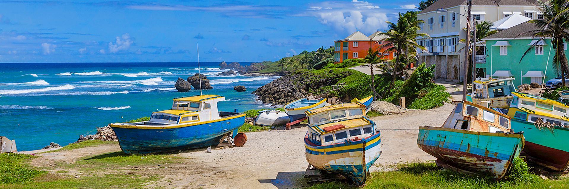 Tent Bay, Barbados