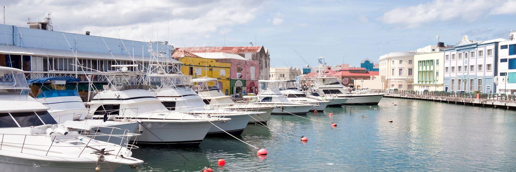 Visit Bridgetown, Barbados