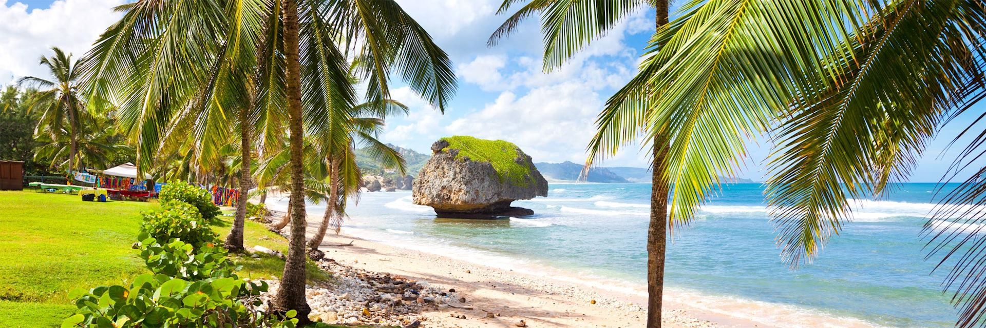 Barthsheba on the east coast of Barbados