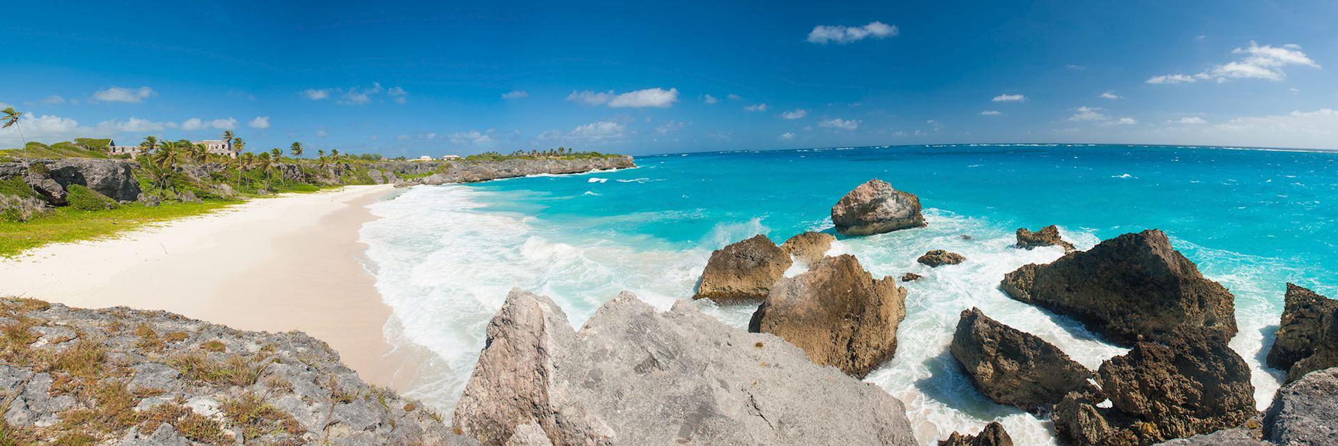 Harrismith's white sandy beach, Barbados