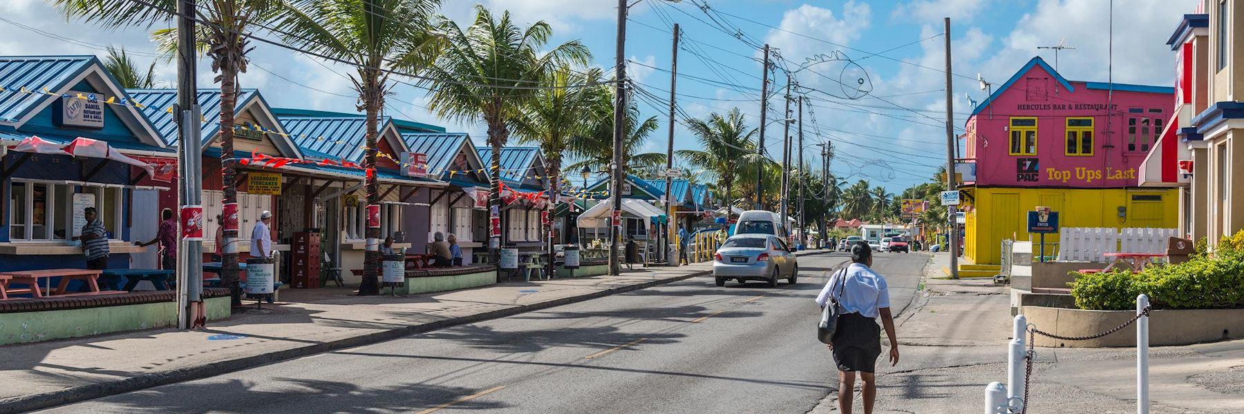 Visit Oistins, Barbados