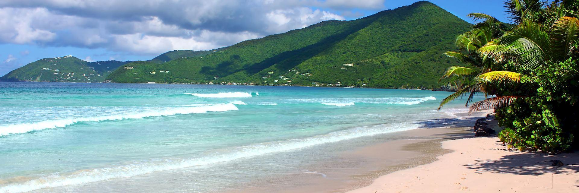 Smugglers Cove Beach, Tortola