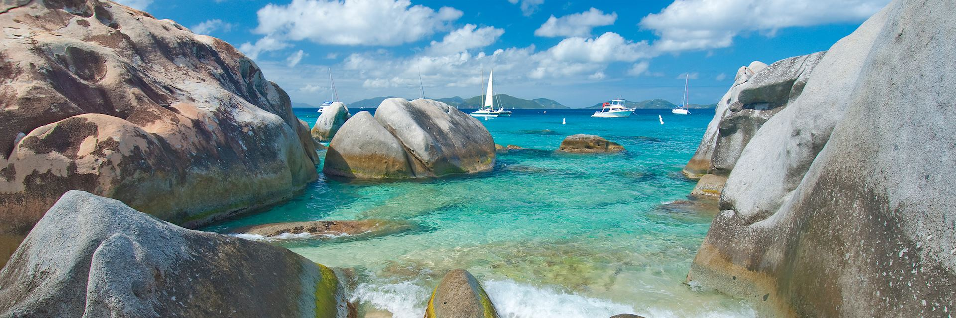 The Baths, Virgin Gorda, British Virgin Islands