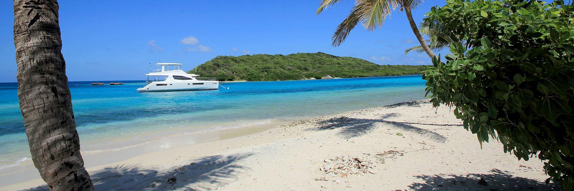 The Moorings 514 Power Catamaran, British Virgin Islands