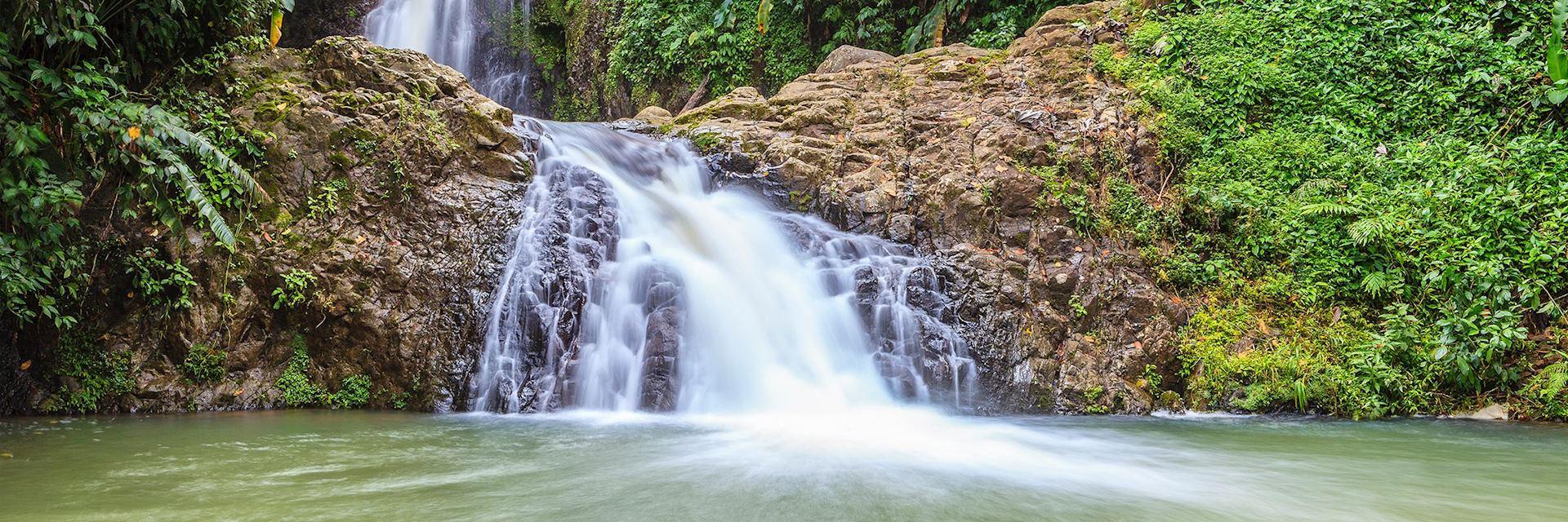 Seven Sisters Falls, Grenada