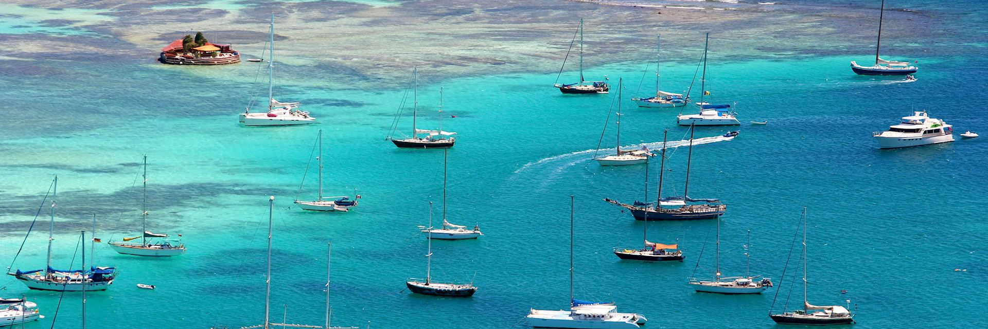 Sailing in the Caribbean, Grenada