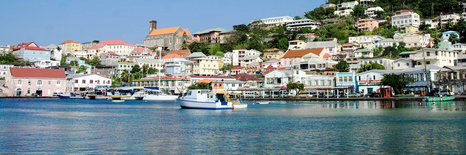 Yacht charters in Grenada