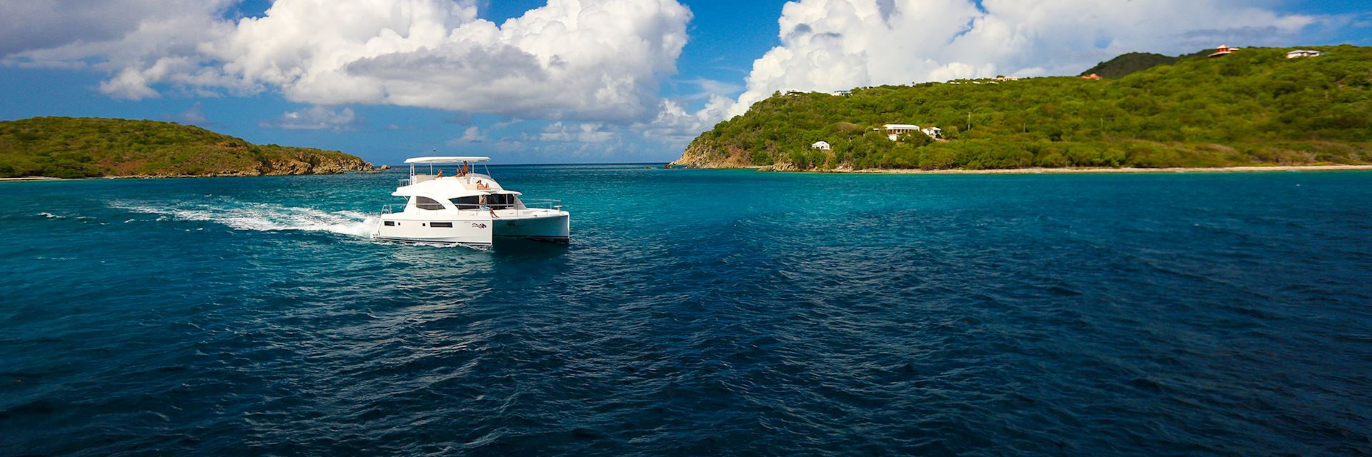 The Moorings 514 Power Catamaran, Grenada