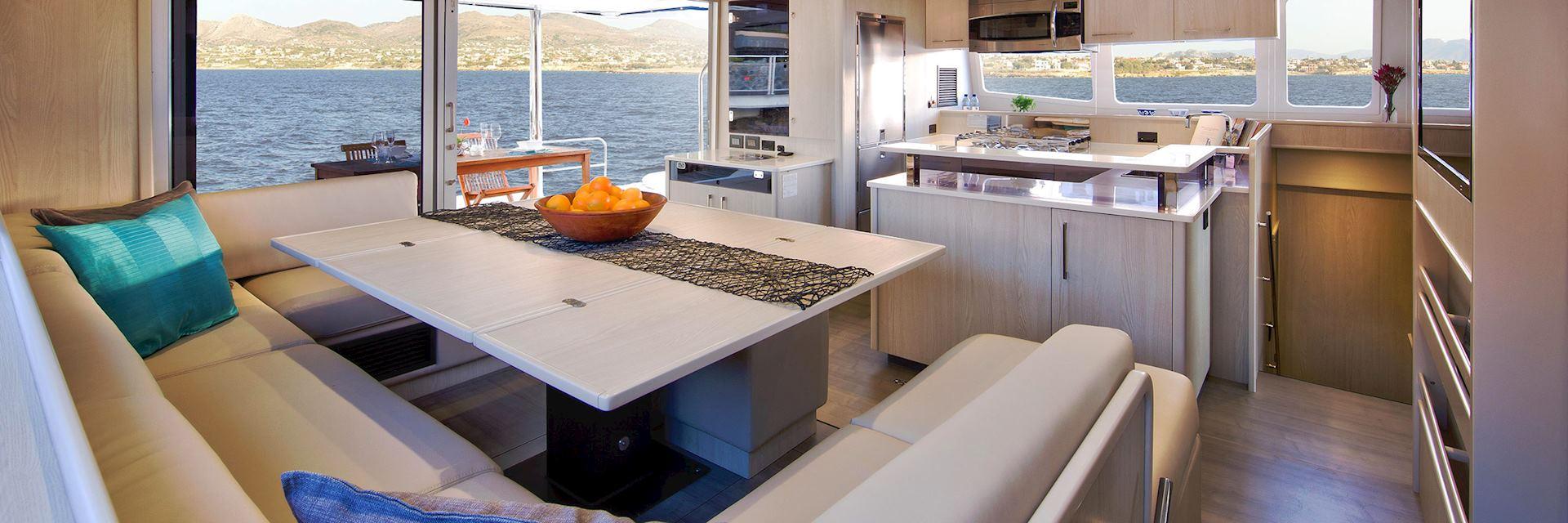 The Moorings 5800 Sail Catamaran' Grenada