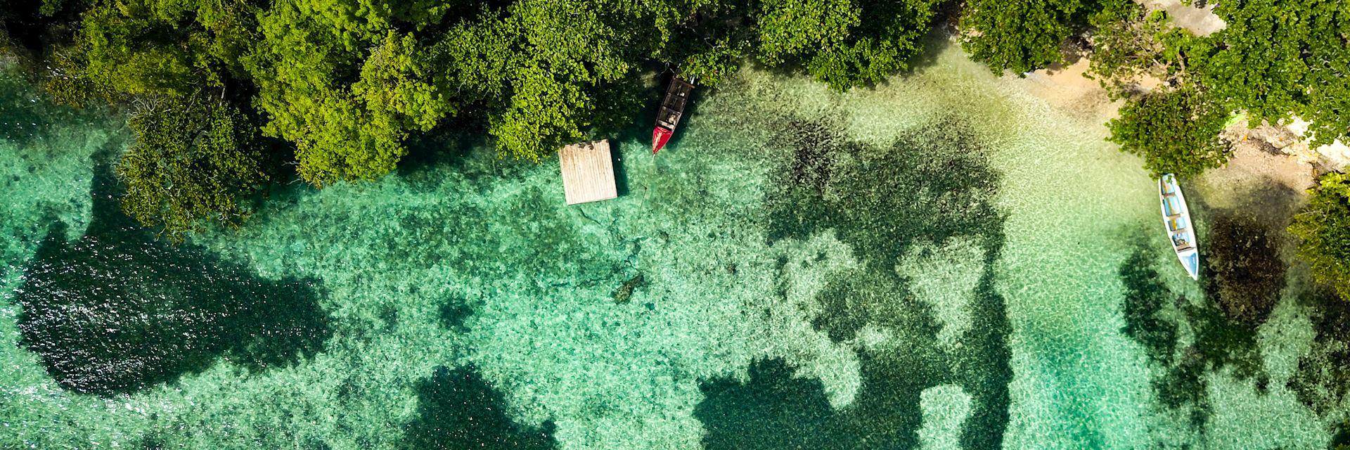 Frenchman's Cove, Port Antonio, Jamaica