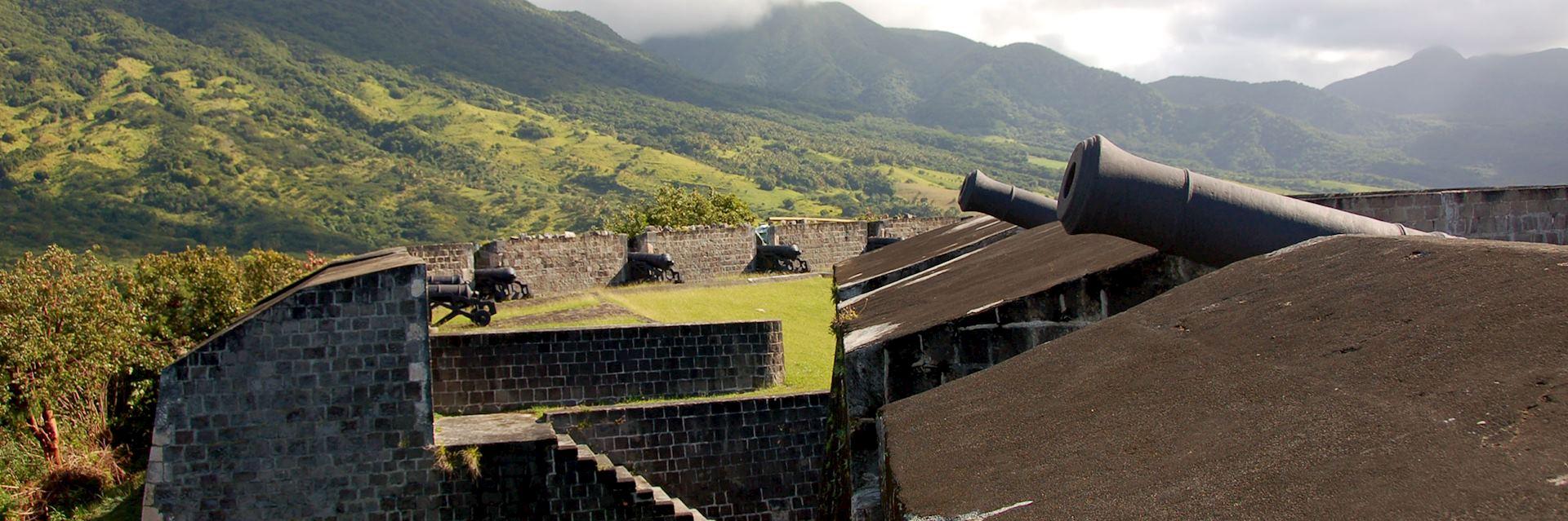 Brimstone Fortress, Saint Kitts