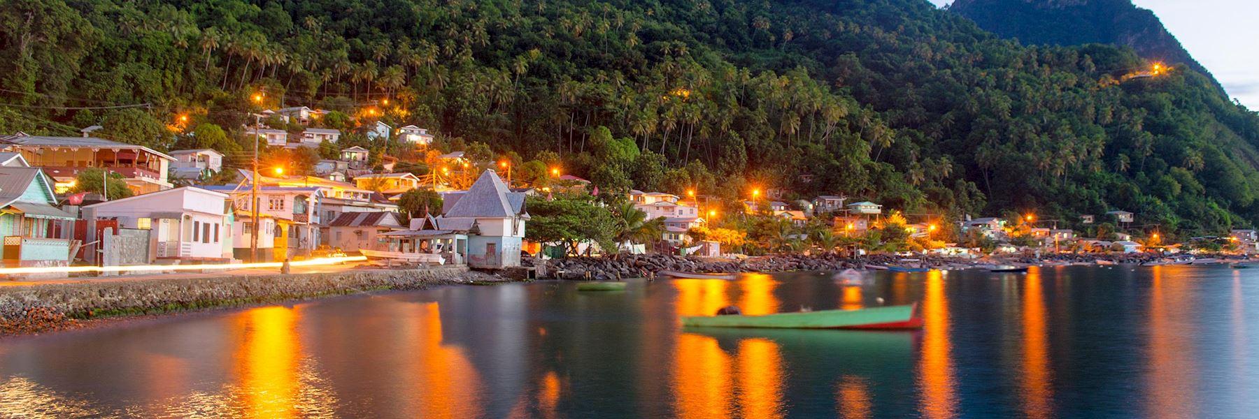 Visit Soufriere, Saint Lucia