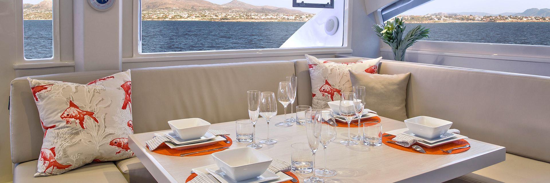 The Moorings 4800 Sail Catamaran, Saint Lucia