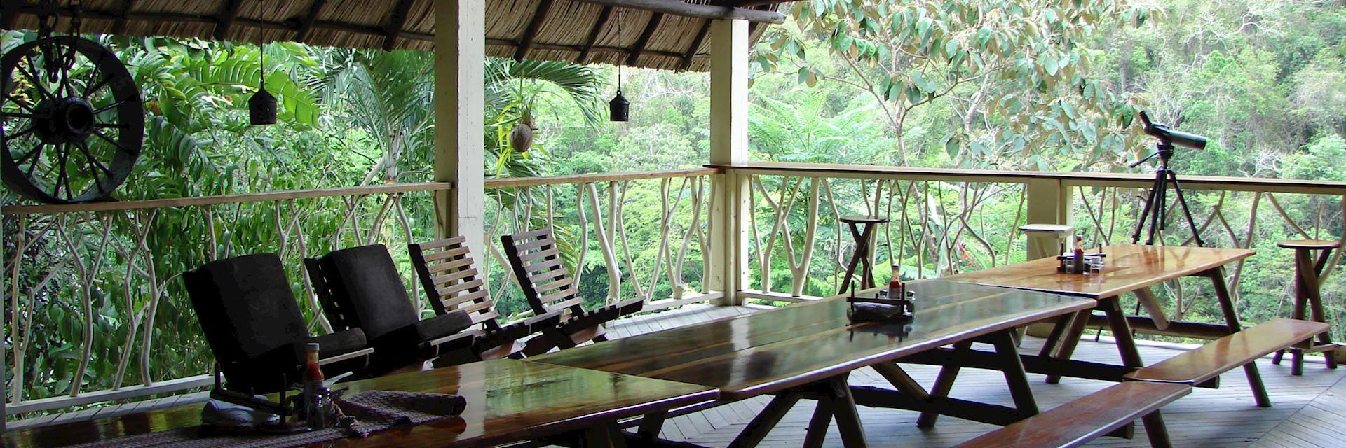 Black Rock River Lodge, Belize