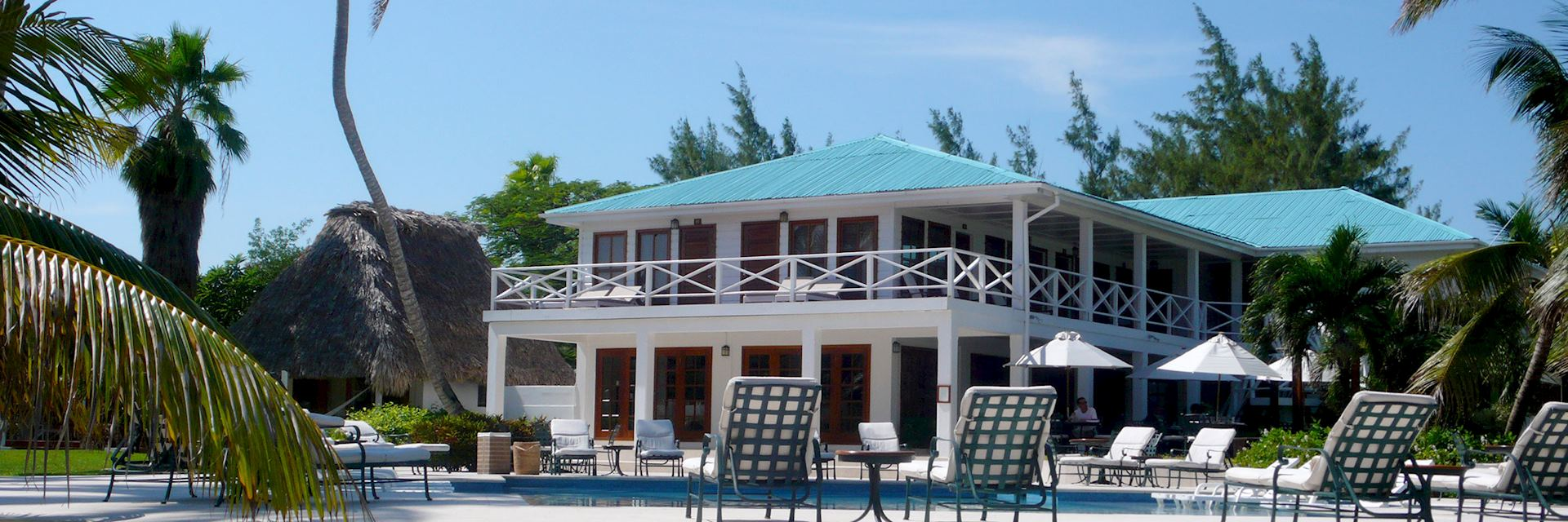 Victoria House, Ambergris Caye