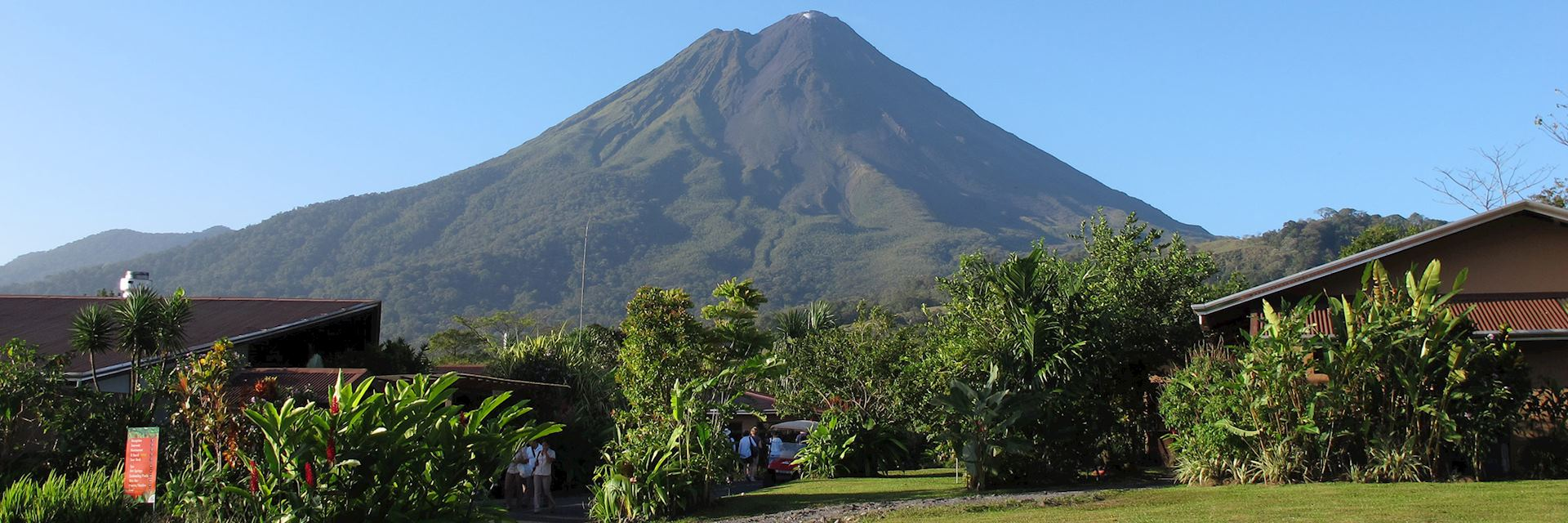 Arenal Springs Hotel, Arenal Volcano