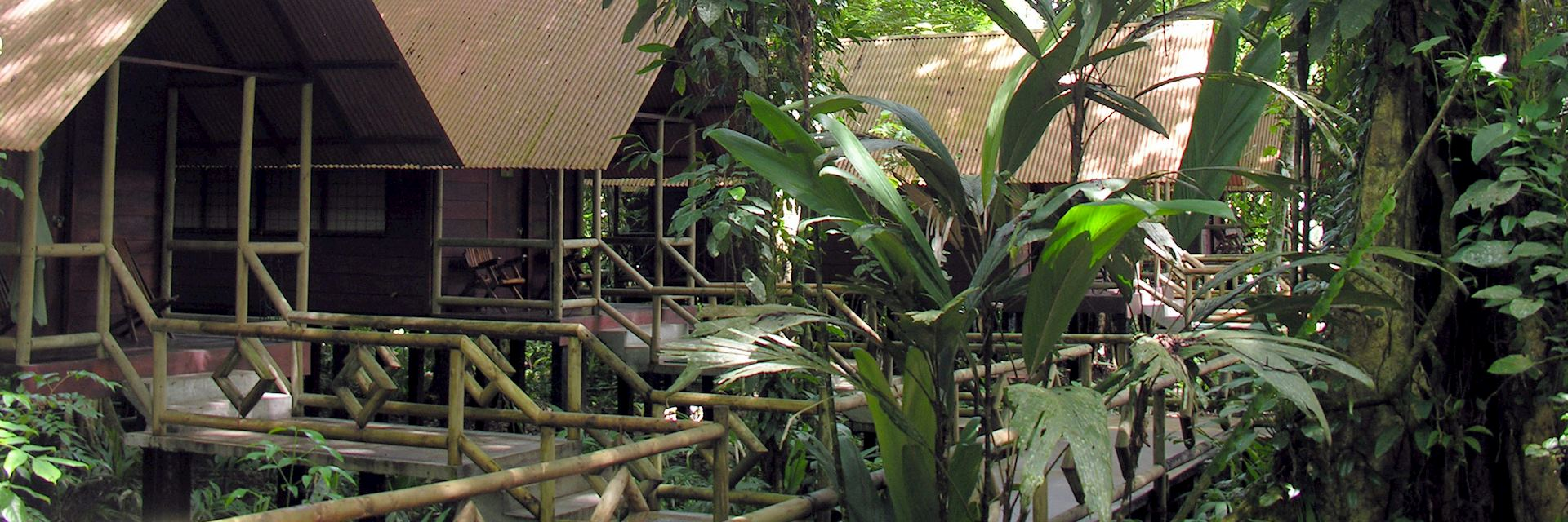Evergreen Lodge, Tortuguero National Park