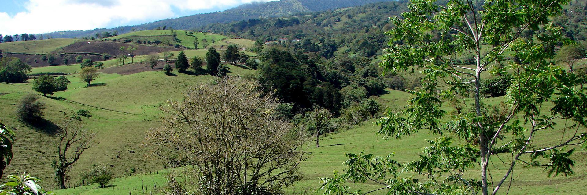 Turrialba Valley