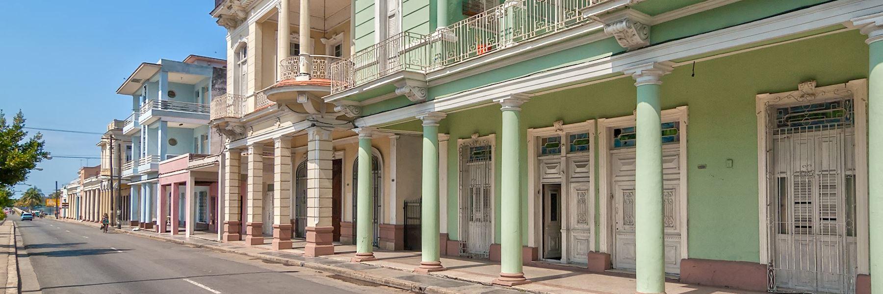 Visit Cienfuegos, Cuba