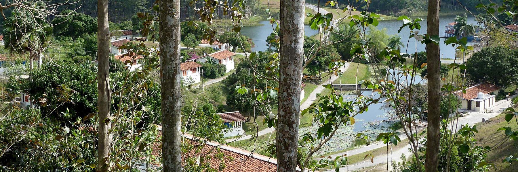 Visit Las Terrazas, Cuba