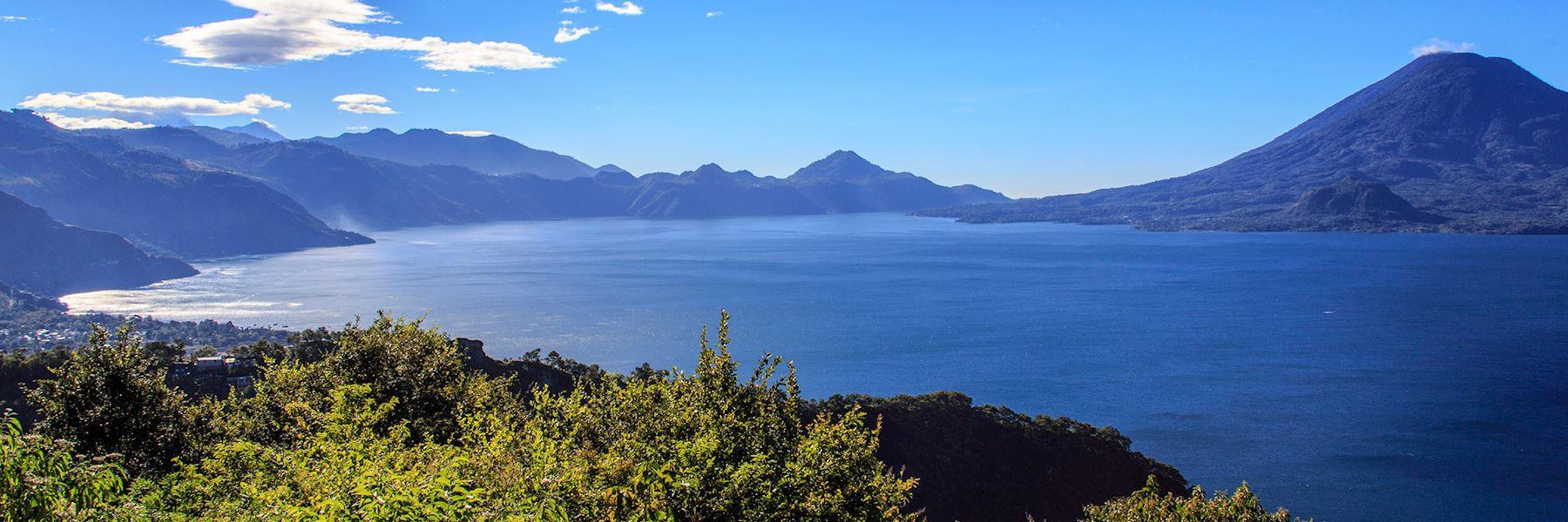 Visit Lake Atitlan, Guatemala