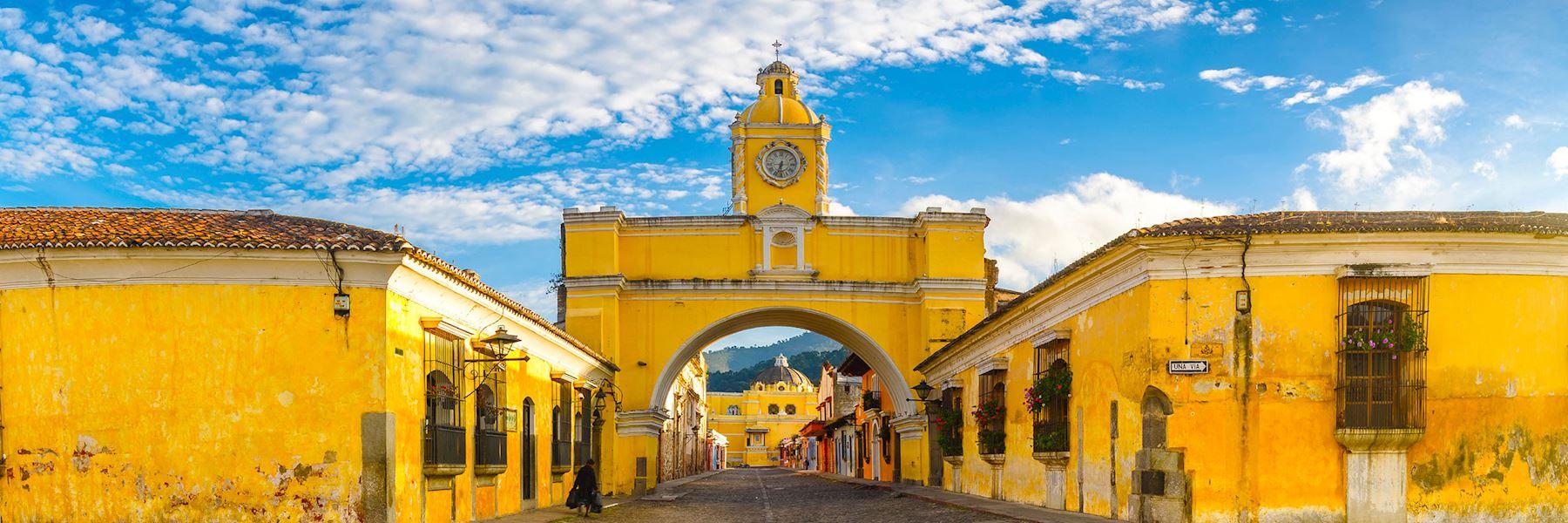 Visit Antigua, Guatemala