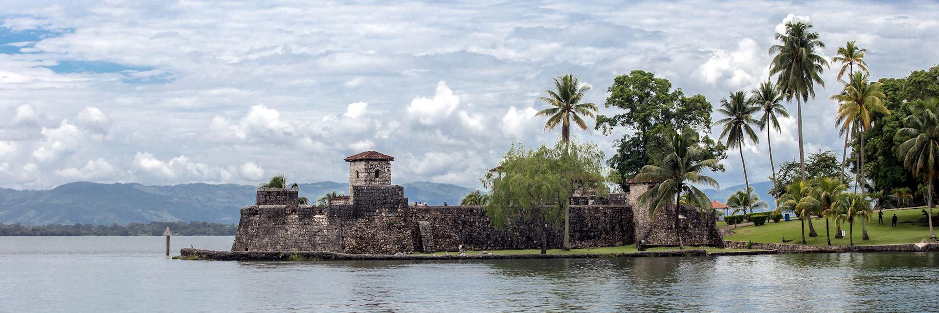 Castle, Rio Dulce