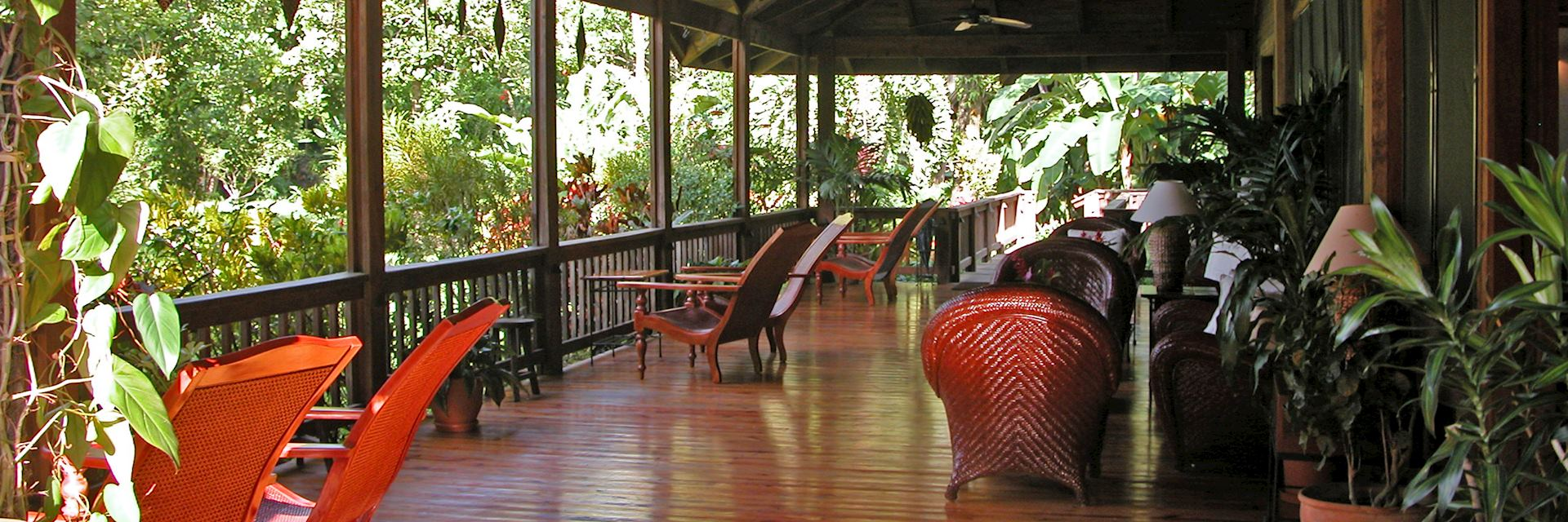 The Lodge at Pico Bonito, La Ceiba