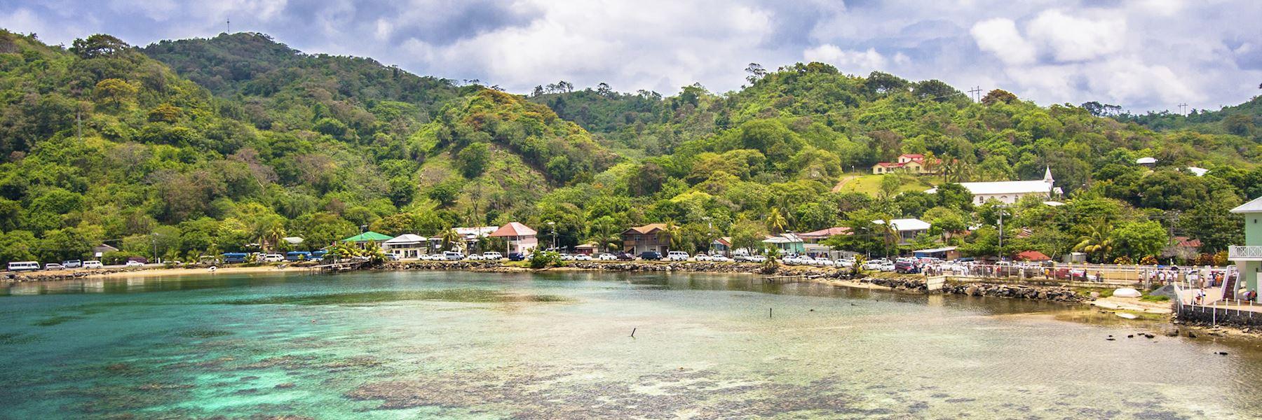 Visit Roatán Island, Honduras