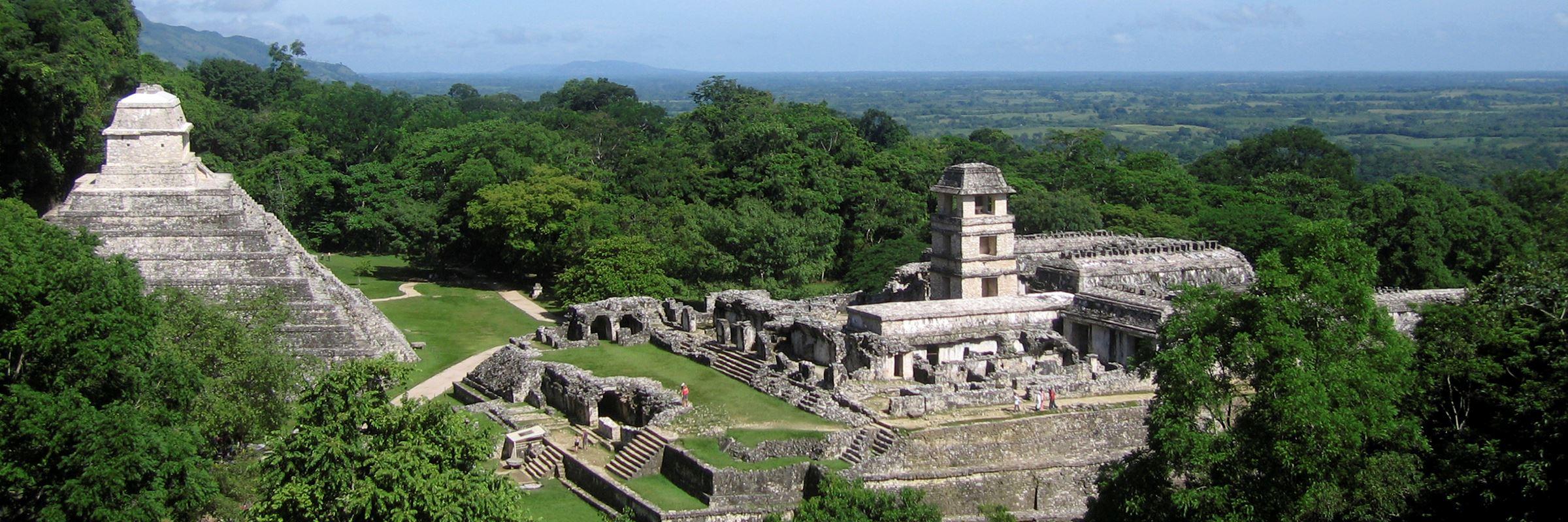 Mesoamericas Ancient Cities