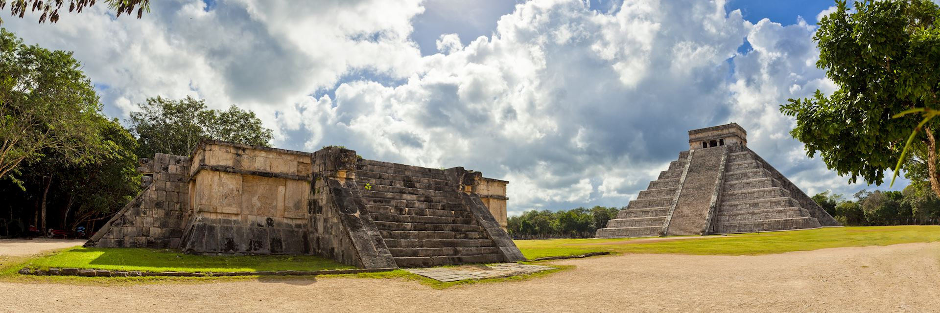 The site of the 12th-century Chichén Itzá