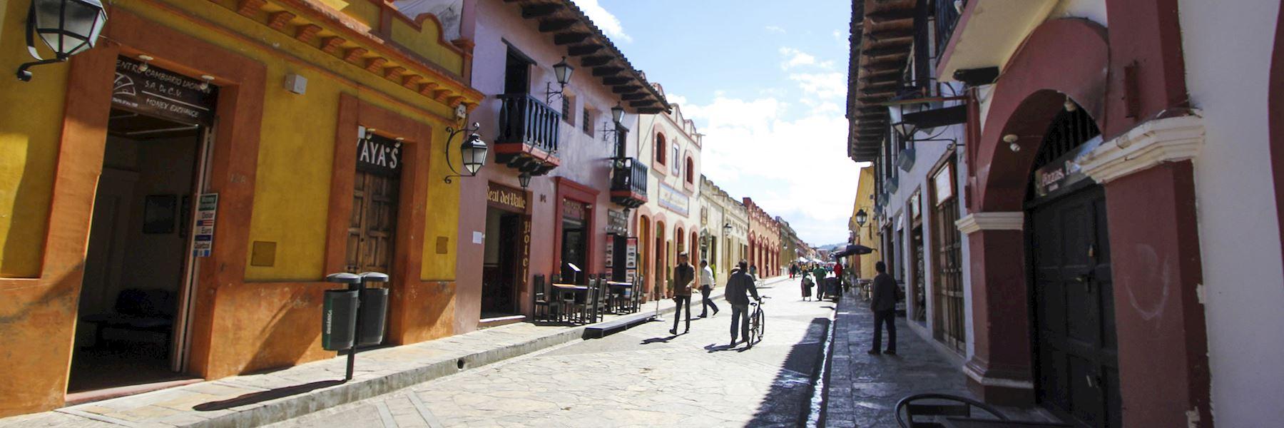 Visit San Cristobal de las Casas, Mexico