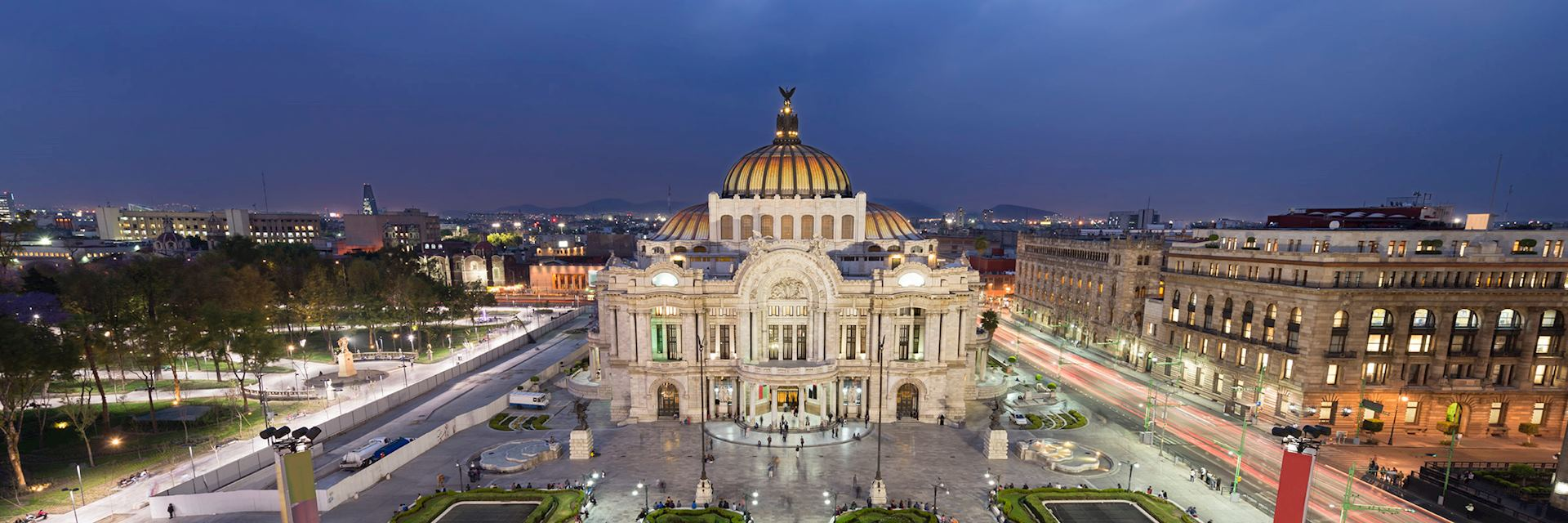 Palacio de Ballas Artes, Mexico City
