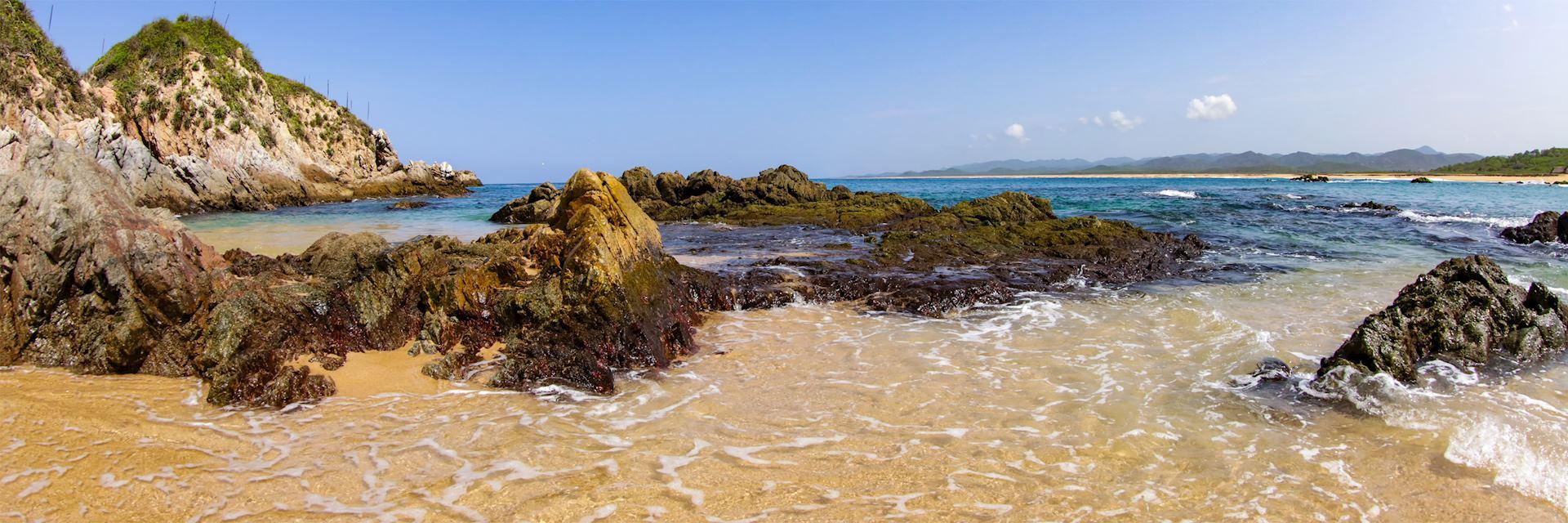 Mayto Beach near Costalegre