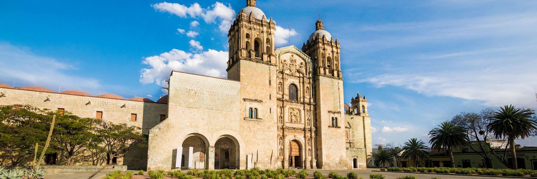 Visit Oaxaca, Mexico