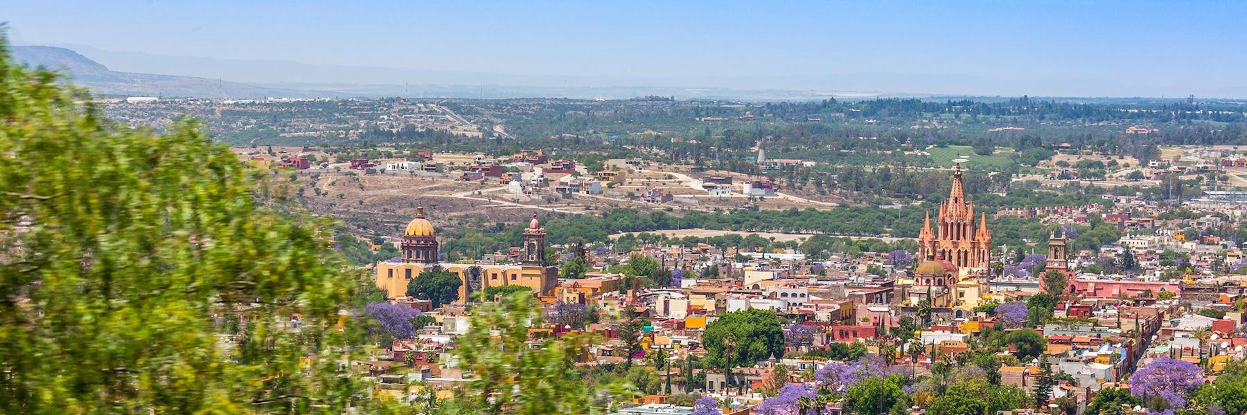Visit San Miguel de Allende, Mexico