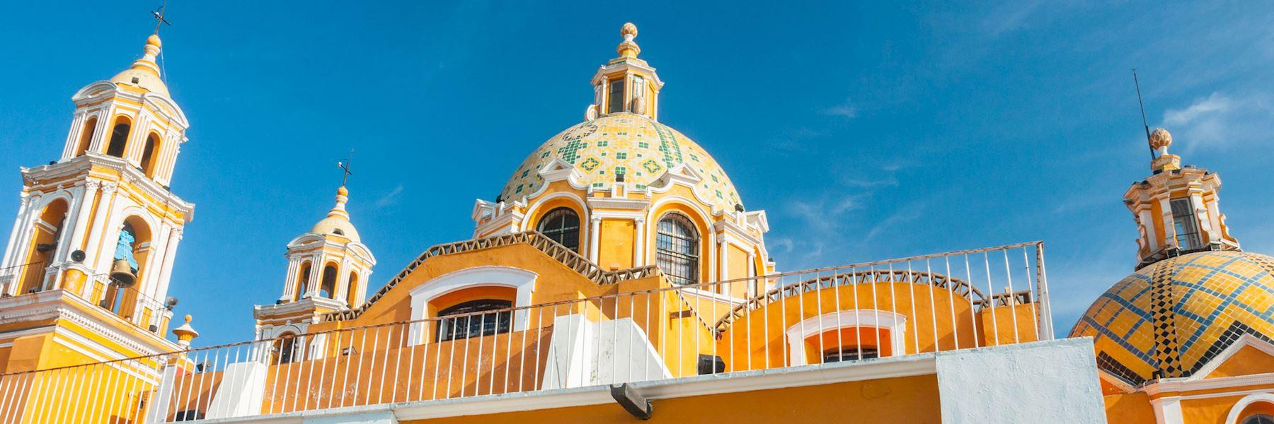 Visit Puebla, Mexico