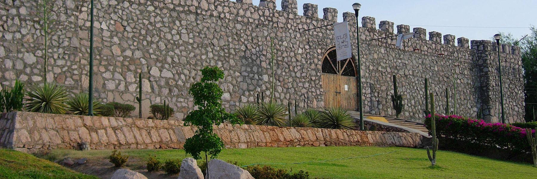 Visit El Fuerte, Mexico