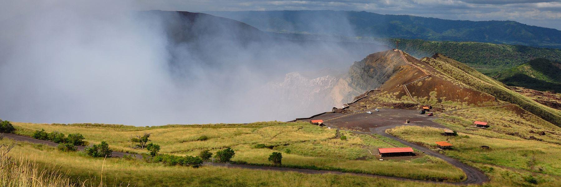 Visit Masaya Volcano National Park, Nicaragua