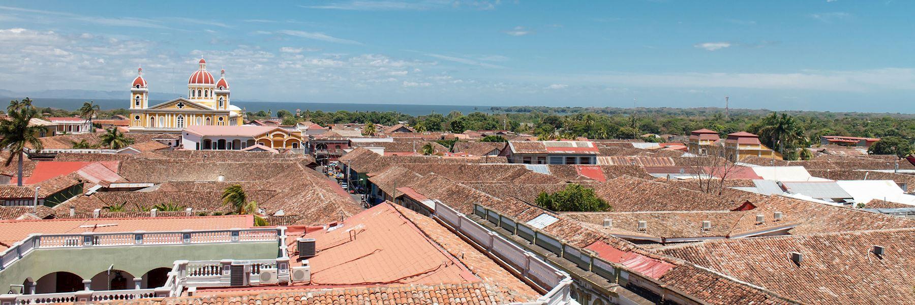 Visit Granada, Nicaragua