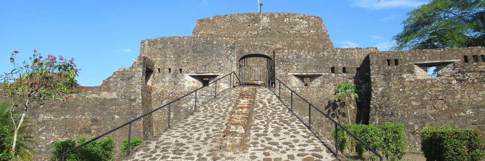 Fortress in El Castillo