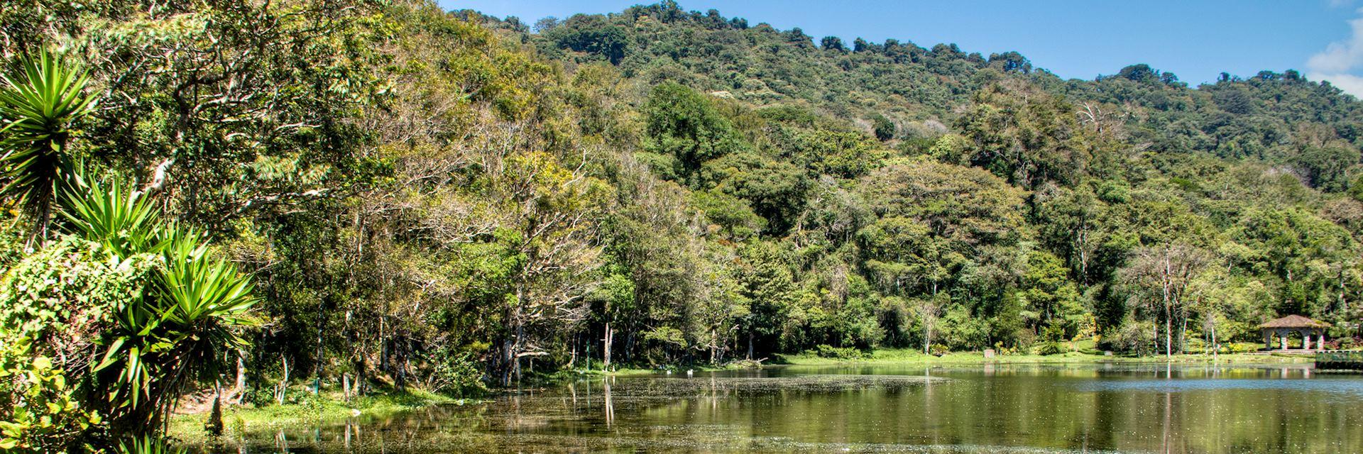 Countryside surrounding Matagalpa